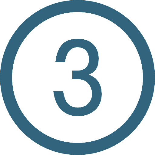 number three in a circle 2 - 30 Day Guarantee
