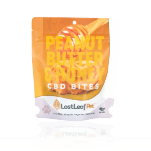 Peanut Butter Honey | Pet Bites - 100mg