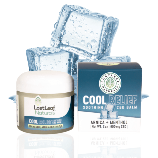 Cool Relief Balm | 600mg